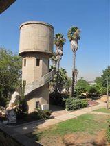 מגדל מים קיבוץ משמרות